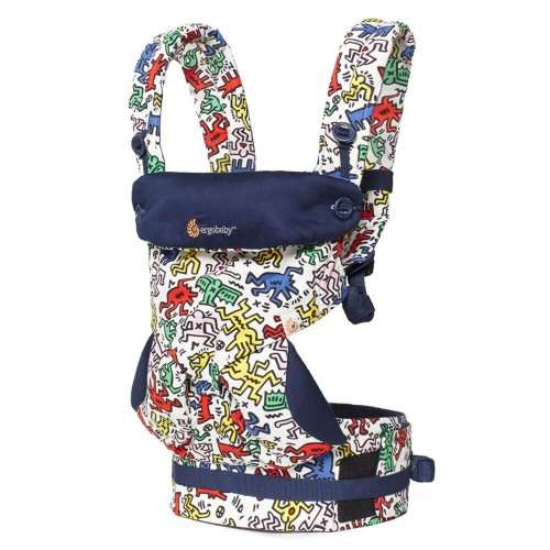 Portabebés Ergonómico Ergobaby 360 Keith Haring Pop
