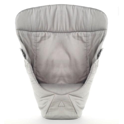 Accesorio Inserto Recién Nacido Easy Snug Gris para Portabebés Ergobaby 360 y Original