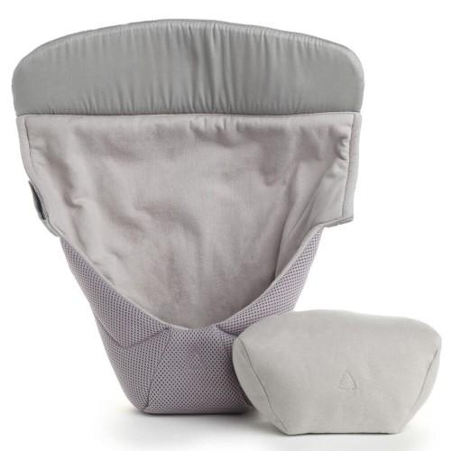 Accesorio Inserto Recién Nacido Cool Air Mesh Easy Snug Gris para Portabebés Ergobaby 360 y Original