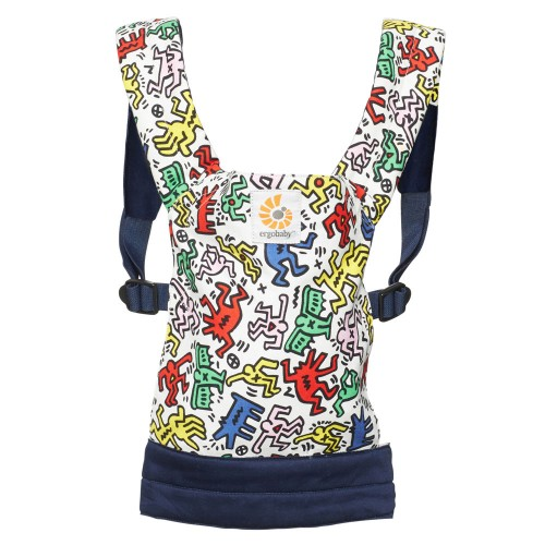 Portapeluches Ergobaby Keith Haring Pop