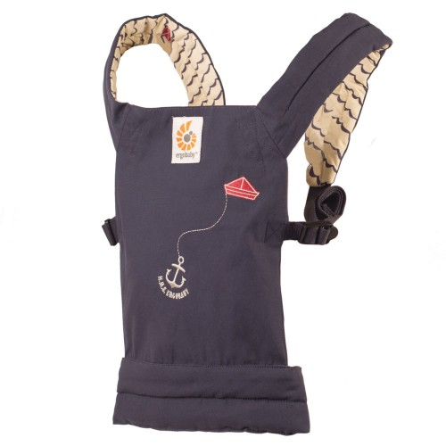 Portapeluches Ergobaby Sailor