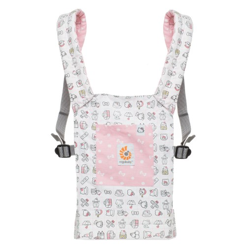 Portapeluches Ergobaby Hello Kitty Play Time