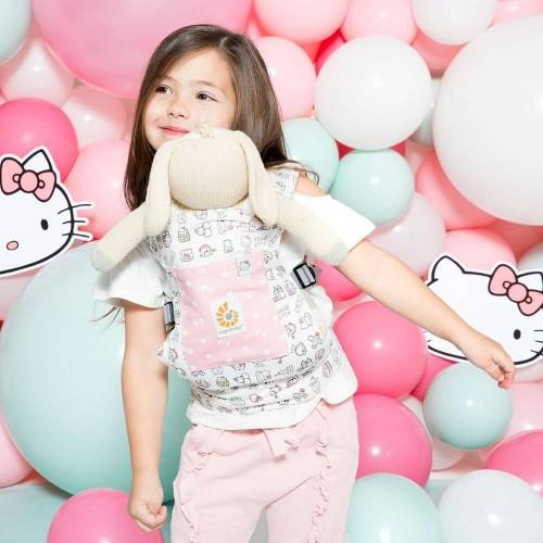 Portapeluches Ergobaby Hello Kitty Play Time