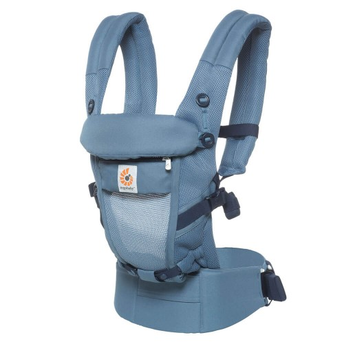 Portabebés Ergonómico Ergobaby Adapt Cool Air Mesh Oxford Blue