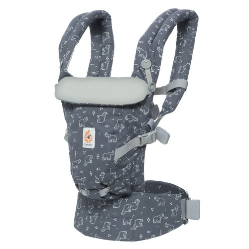 Portabebés Ergonómico Ergobaby Adapt Trunks Up
