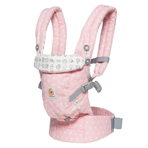 Portabebés Ergonómico Ergobaby Adapt Hello kitty Play Time