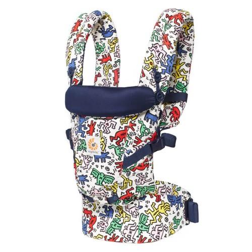 Portabebés Ergonómico Ergobaby Adapt Keith Haring Pop