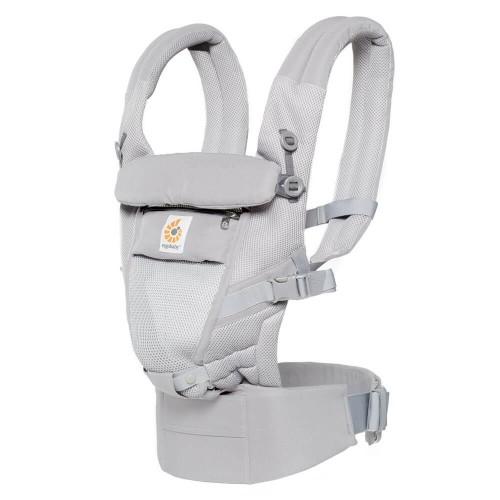 Portabebés Ergonómico Ergobaby Adapt Cool Air Mesh Grey