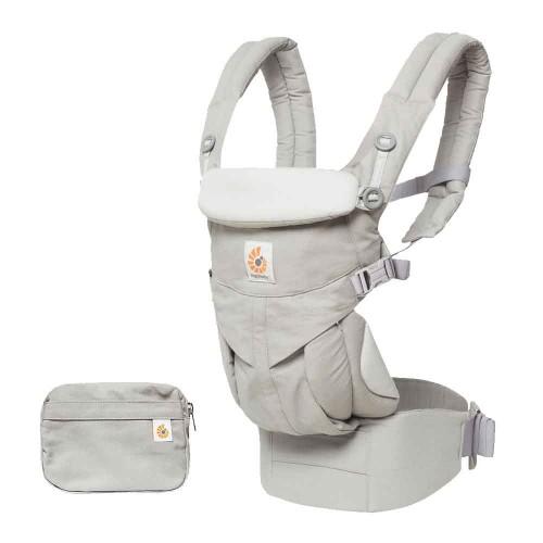 Portabebés Ergonómico Ergobaby Omni 360 Pearl Grey